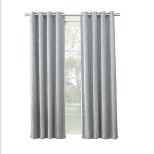 Allen + Roth 84x50 Curtains, Pair of 2